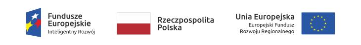 Projekt współfinansowany z Funduszy Europejskich
